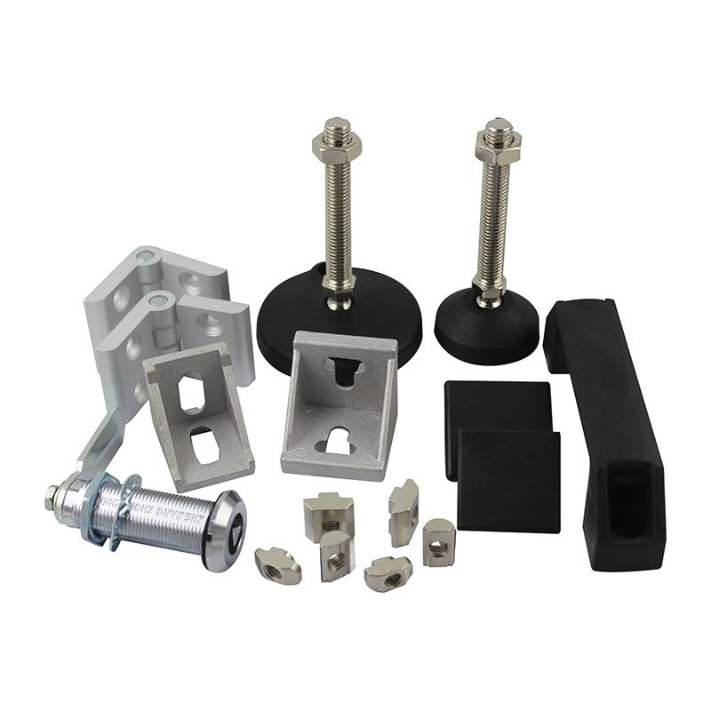 Aluminum alloy profile accessories